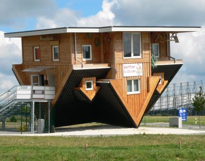 If web designers built houses