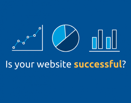 Measuring your website's success